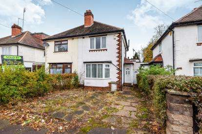 2 Bedrooms Semi Detached House for sale in Reservoir Road, Selly Oak, Birmingham, West Midlands