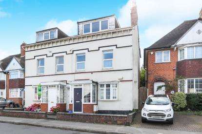 4 Bedrooms Semi Detached House for sale in Castle Lane, Solihull, West Midlands