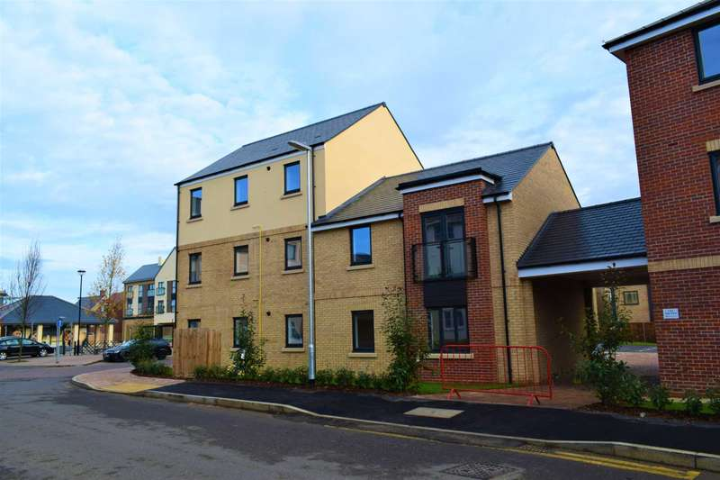 2 Bedrooms Apartment Flat for sale in 7 Holbrook Grove, Biggleswade, SG18 8UG