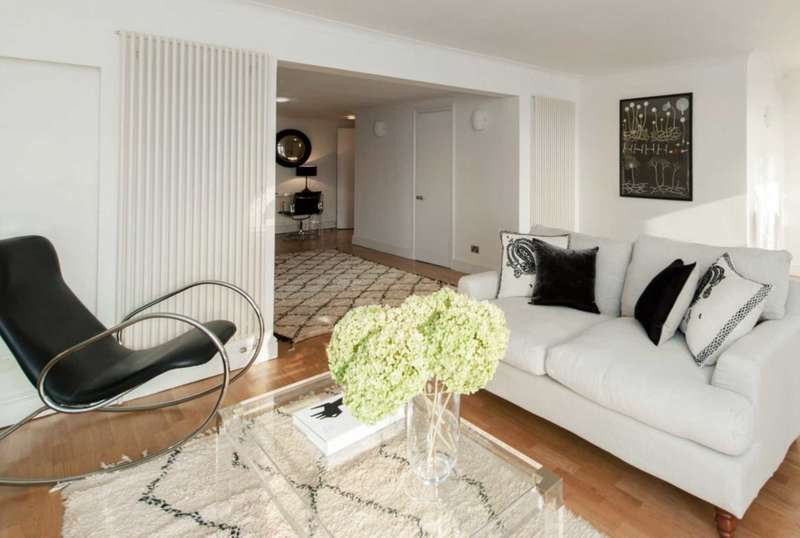 3 Bedrooms Apartment Flat for rent in Europa House Randolph Avenue, Little Venice, London