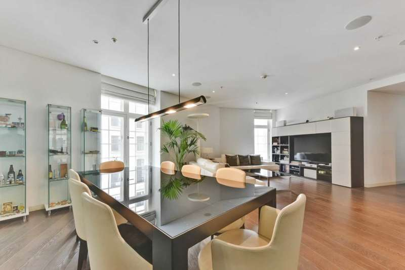 3 Bedrooms Apartment Flat for sale in Marconi House, 335 Strand, London, WC2R