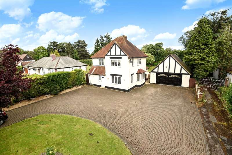 5 Bedrooms Detached House for sale in Denham Avenue, Denham, Buckinghamshire, UB9