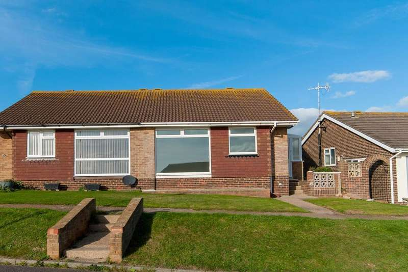 2 Bedrooms Bungalow for sale in Hawth Park Road, Seaford, East Sussex, BN25 2RQ