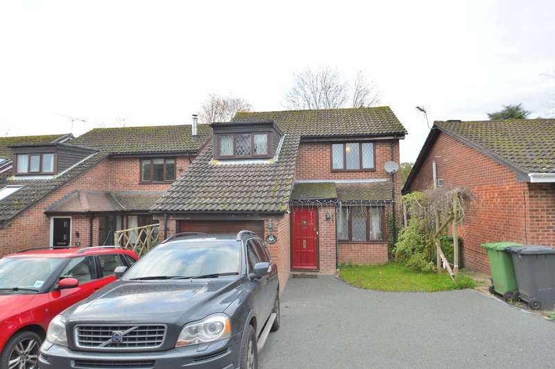4 Bedrooms Detached House for rent in Chandlers Ford