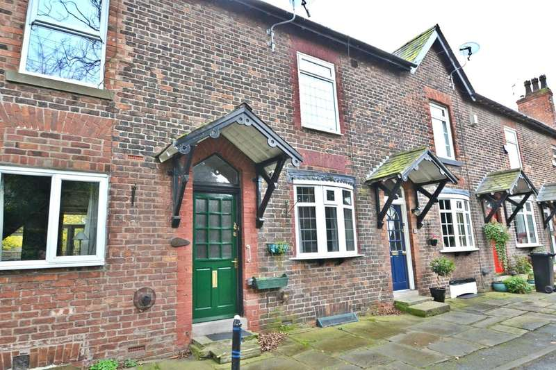 2 Bedrooms Terraced House for sale in Frances Street, Cheadle