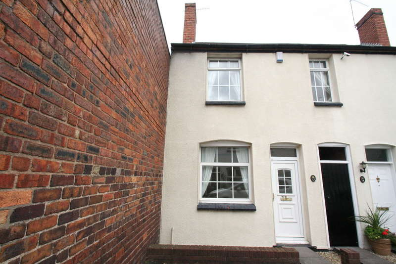 2 Bedrooms End Of Terrace House for sale in 13 Ryan Place, Netherton, DUDLEY, West Midlands
