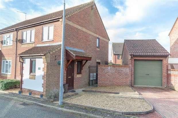 3 Bedrooms Semi Detached House for sale in 2 Paddock Close, Fakenham