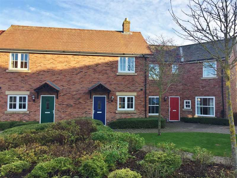 2 Bedrooms House for sale in Perran Court, The Bay, Filey