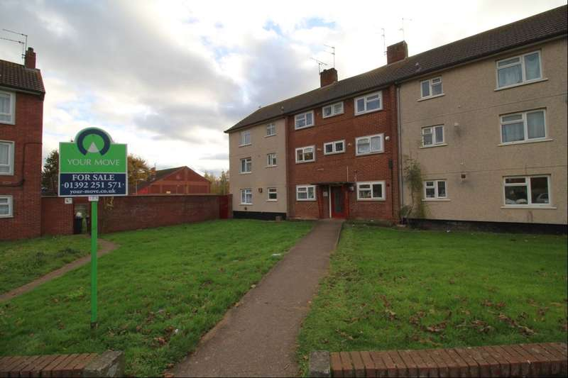 3 Bedrooms Flat for sale in Burnthouse Lane, Exeter, EX2