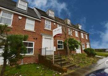 3 Bedrooms Town House for sale in Littlebrooke Close, Bolton BL2 2GX