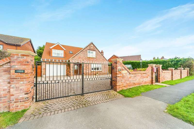 3 Bedrooms Detached House for sale in Station Road, Patrington, Hull, HU12