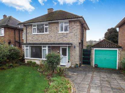 3 Bedrooms Detached House for sale in Chandler's Ford, Eastleigh, Hampshire
