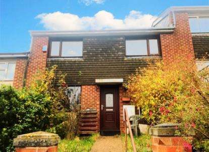 2 Bedrooms Terraced House for sale in Emneth Close, St Annes, Nottingham