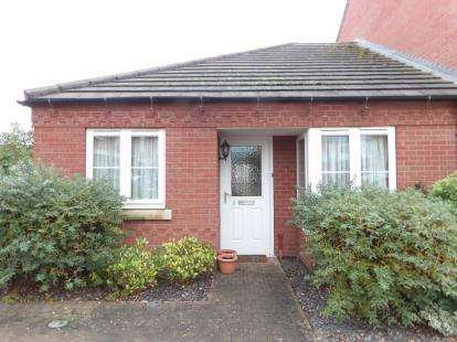2 Bedrooms Bungalow for sale in Woodward Close, Mountsorrel, Loughborough, Leicestershire