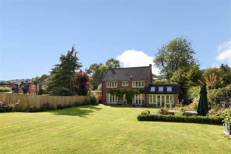 4 Bedrooms Detached House for sale in Stonor, Henley-On-Thames, RG9