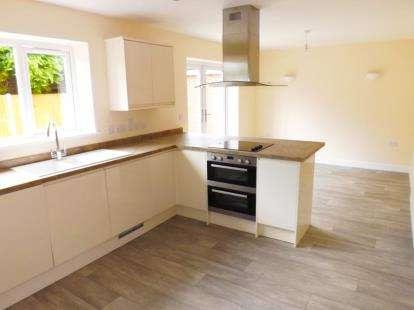 4 Bedrooms Semi Detached House for sale in Alltami Heath, Alltami Road, Buckley, CH7