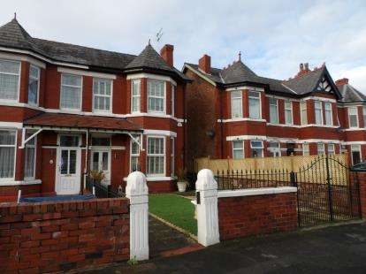3 Bedrooms Semi Detached House for sale in Cypress Road, Southport, Merseyside, PR8