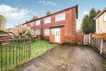 2 Bedrooms End Of Terrace House for sale in Wordsworth Road, Swinton, Manchester, Greater Manchester