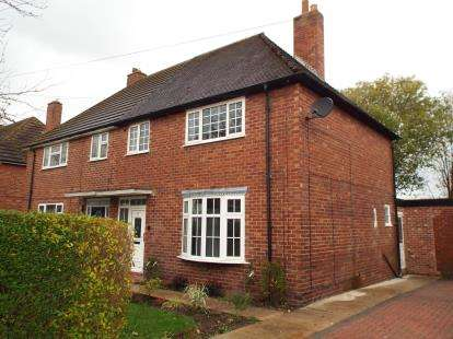 3 Bedrooms Semi Detached House for sale in Cranford Road, Wilmslow, Cheshire