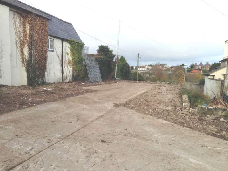 Land Commercial for sale in Land to the rear of 33 High Street, Holywell, CH8 7TE.