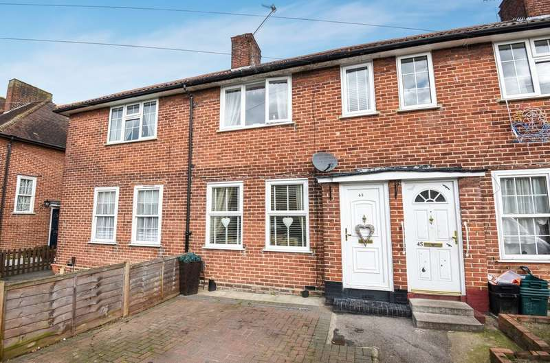 3 Bedrooms Terraced House for sale in Cattistock Road, Mottingham