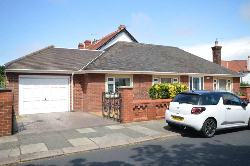 2 Bedrooms Detached Bungalow for sale in Arnold Avenue, South Shore
