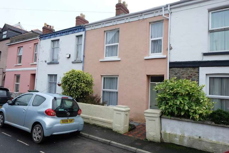 3 Bedrooms Town House for sale in Higher Church Street, Barnstaple