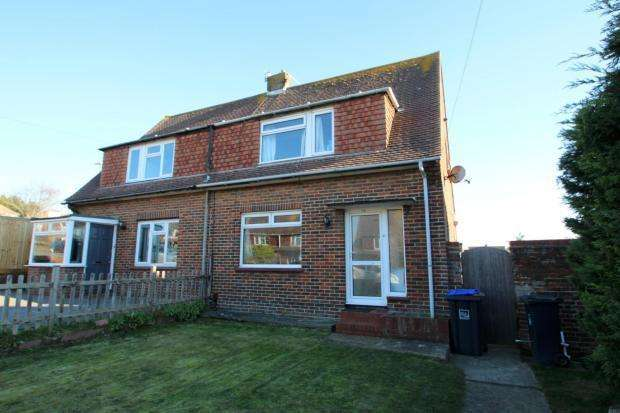 3 Bedrooms Semi Detached House for sale in Kings Road, Southwick, East Sussex, BN42 4RJ