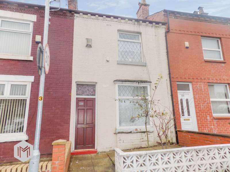 2 Bedrooms Terraced House for sale in Sadler Street, Bolton, BL3