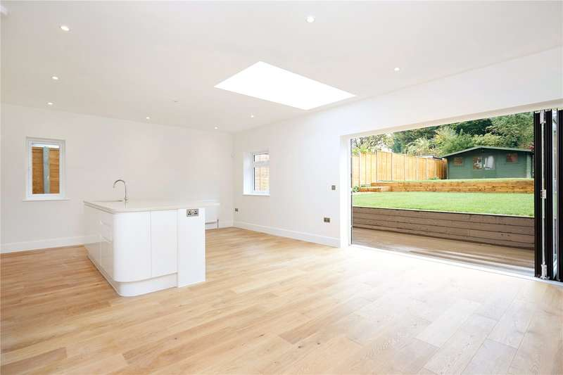 4 Bedrooms Detached House for sale in Beeches Avenue, Carshalton Beeches, Surrey, SM5