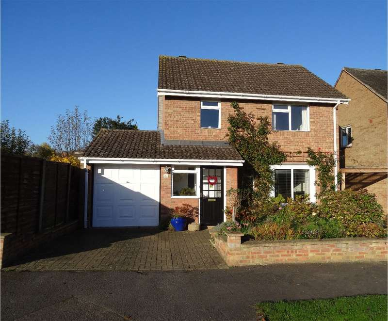4 Bedrooms Detached House for sale in GLEBE RISE, SHARNBROOK