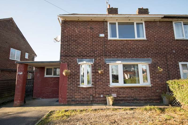 3 Bedrooms Semi Detached House for sale in Seedley Avenue, MANCHESTER, M38