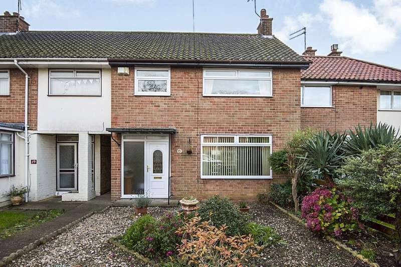 3 Bedrooms Terraced House for sale in Saffrondale, Anlaby, Hull, HU10