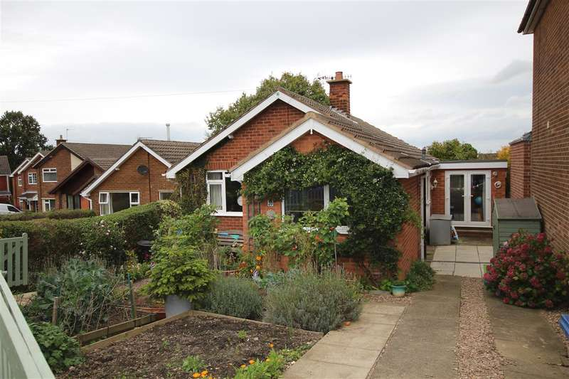 3 Bedrooms Bungalow for sale in Oakham Way, Ilkeston