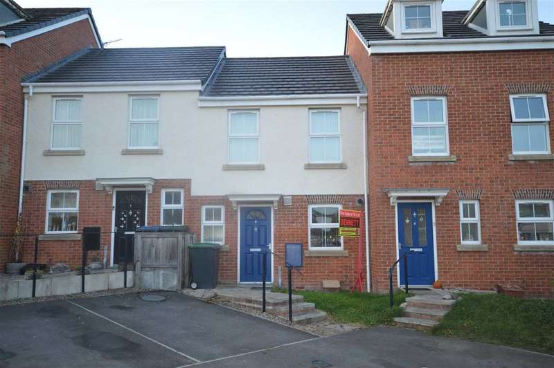 2 Bedrooms Link Detached House for sale in Hexham Gardens, Consett