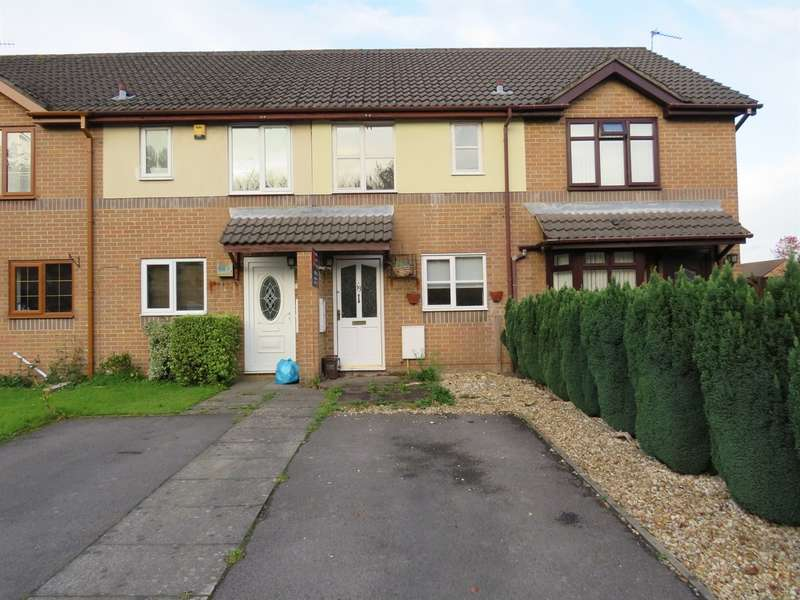 2 Bedrooms End Of Terrace House for sale in Heol Maes Yr Haf, Pencoed, Bridgend