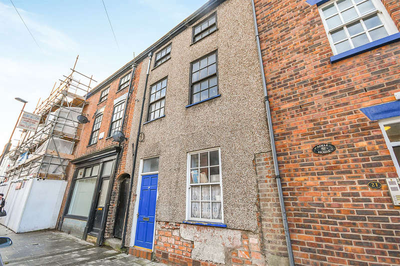 3 Bedrooms Terraced House for sale in Atherton Street, Prescot, L34