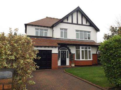 6 Bedrooms Detached House for sale in Garden Lane, Liverpool, Merseyside, Uk, L9