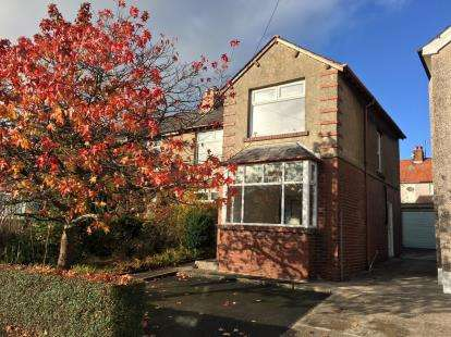 3 Bedrooms Semi Detached House for sale in Rutland Avenue, Lancaster, Lancashire, LA1