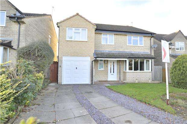 5 Bedrooms Detached House for sale in Apple Tree Close, Woodmancote, CHELTENHAM, Gloucestershire, GL52 9UA
