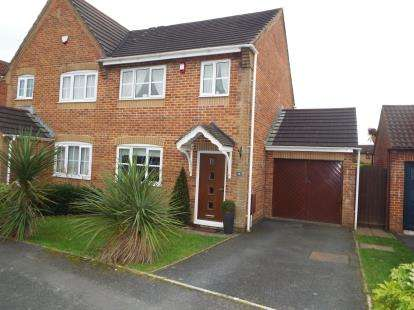 3 Bedrooms Semi Detached House for sale in Plympton, Devon