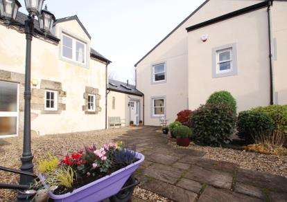 2 Bedrooms Terraced House for sale in Manswrae Steading, Kilbarchan Road