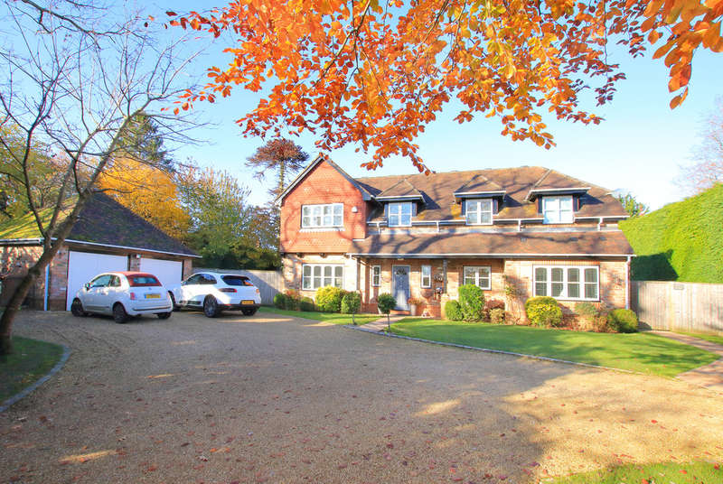 5 Bedrooms Detached House for sale in Cedar Mount, Lyndhurst, Hampshire