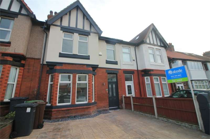 4 Bedrooms Terraced House for sale in Cambridge Avenue, Crosby, LIVERPOOL, Merseyside