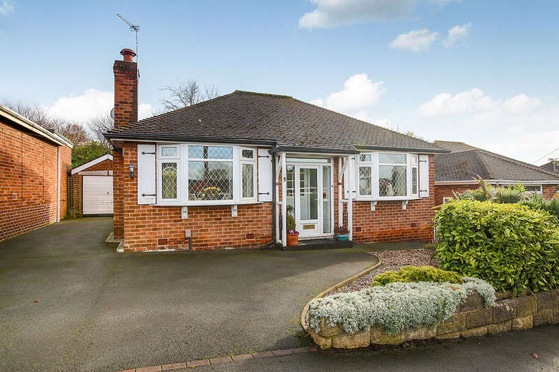 2 Bedrooms Detached Bungalow for sale in Evesham Road, Cheadle, SK8