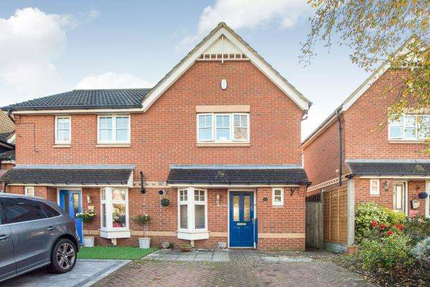 2 Bedrooms Terraced House for sale in Sutton