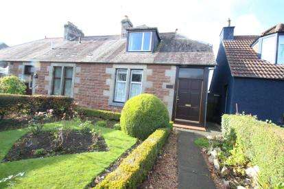 3 Bedrooms End Of Terrace House for sale in Woodside Way, Glenrothes