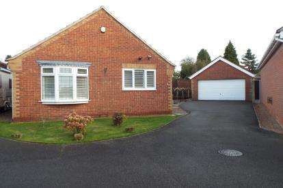 3 Bedrooms Bungalow for sale in York Grove, Kirkby-in-Ashfield, Nottingham