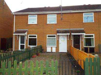 2 Bedrooms Terraced House for sale in Grange Estate, Kings Lynn, Norfolk