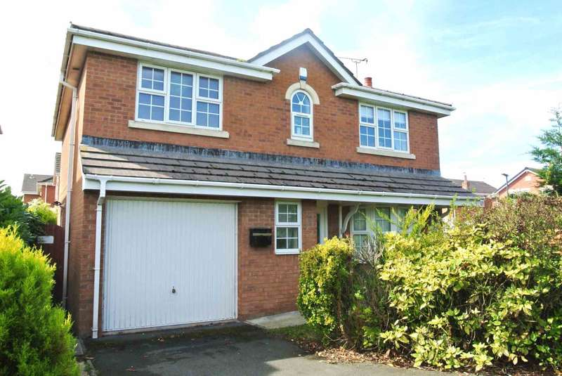 4 Bedrooms Detached House for rent in Bridleway, Lytham St Annes, FY8 4FD